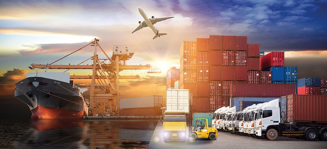International Logistics solutions | Air- & Oceanfreight | Rosebrock